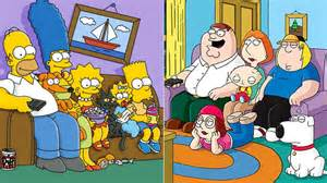 Pics photos who s more epic the simpsons or family guy