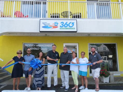 dewey beach house rentals dewey vacation rentals opens new office in dewey beach cape gazette