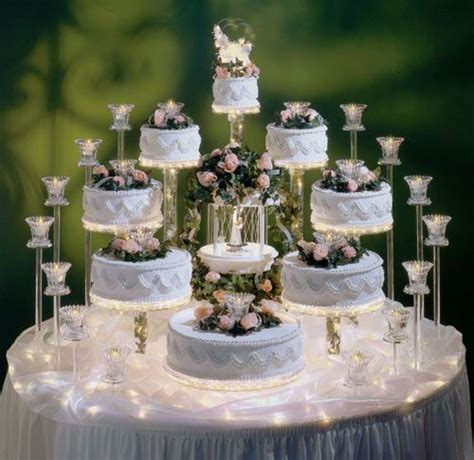 Different Designs Of Wedding Cakes by Multi Tiered Wedding Cake Food Drink