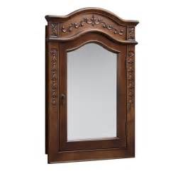wood medicine cabinets with mirrors 610028