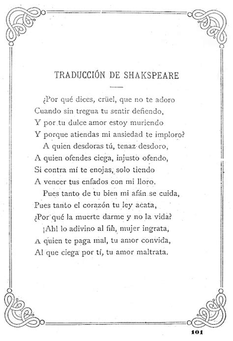 shakespeare biography in spanish shakespeare s sonnets in spanish rescuing the early verse