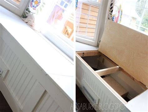 how to build a window seat bench 84 best images about bay window seat on window