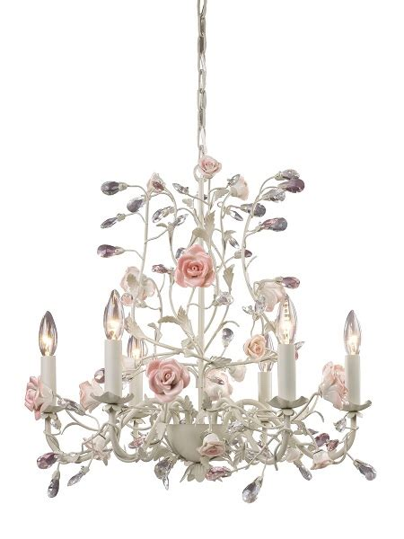 Shabby Chic Chandeliers Hometone Shabby Chic Lighting Chandelier