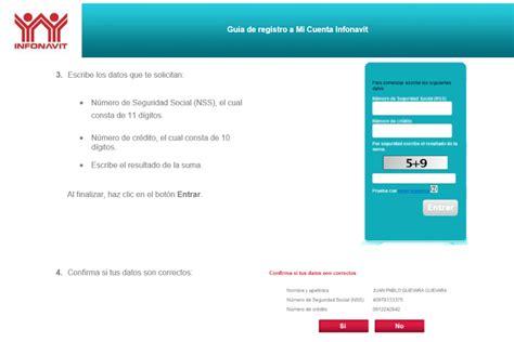 mi espacio infonavit inicio prestamos online guatemala blog