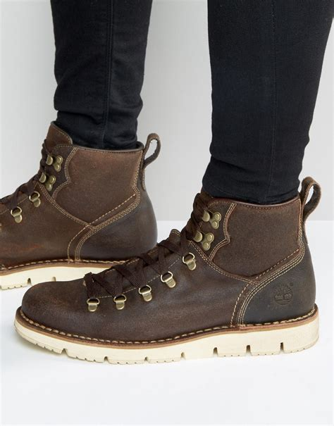 Timberland Westmore Boots In Brown For Lyst