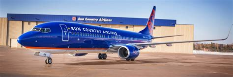 sun country airlines emulates allegiant with new routes fare structure travelupdate