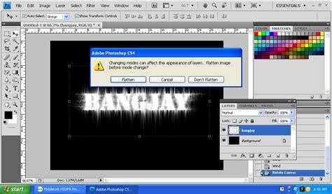 tutorial desain zing blog tutorial teks terbakar blog desain bangjay