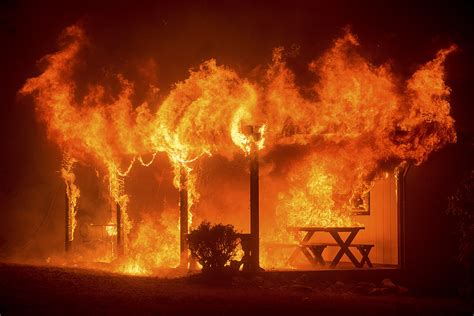 The On Socal Fires by California Wildfires At Least One Person Dead And
