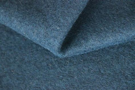 velvet upholstery fabric australia deep blue velvet felt wool solid color fabric australia