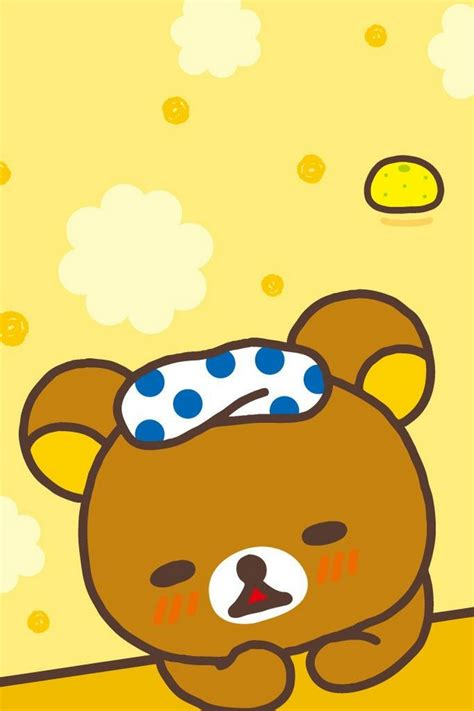 cute wallpaper rilakkuma rilakkuma cute download iphone ipod touch android