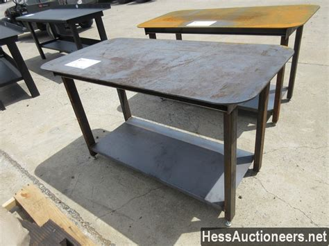 used welding table for sale used welding table work bench for sale in pa 23930