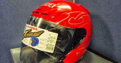 Senarai Helmet Arai Dan Shoei bikin panas senarai harga helmet yang pasti membuat