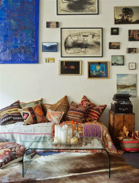 Eclectic Rooms | moon to moon eclectic sitting rooms