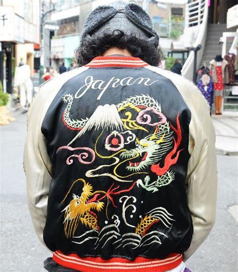 Jaket Bomber Bgsr Blok B Navy in with japanese souvenir jackets sukajan in and jackets