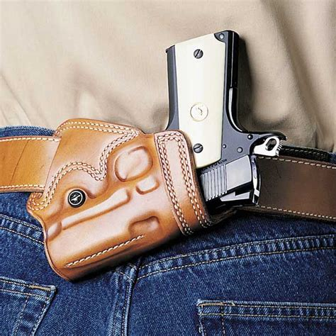 Most Comfortable Duty Belt by Purchase The Galco Sob Small Of Back Belt Holster And Get