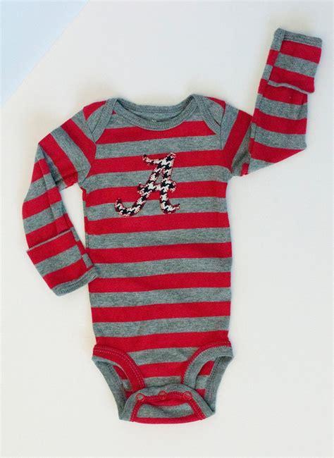 alabama onesies for babies alabama baby bodysuit onesie roll tide baby