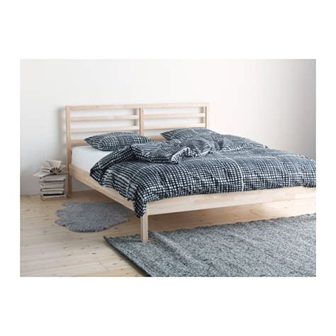ikea pine bed tarva bed frame pine lur 246 y standard double ikea