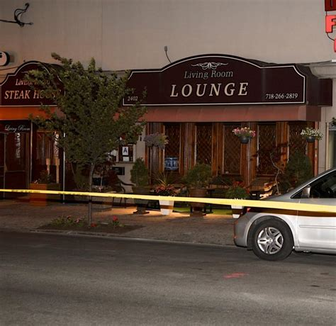 living room steakhouse brooklyn two shot at brooklyn steakhouse after one insults suspect