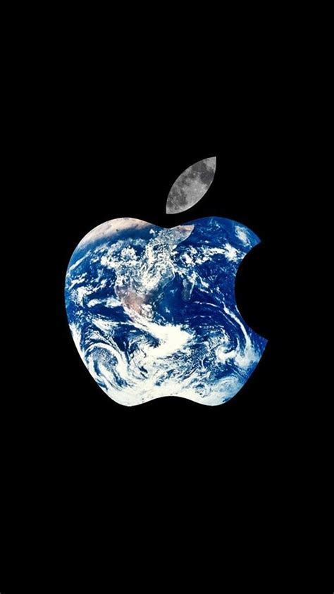 Earth Wallpaper Hd Iphone 6 | earth apple logo iphone 6 wallpapers hd iphone 6 wallpaper