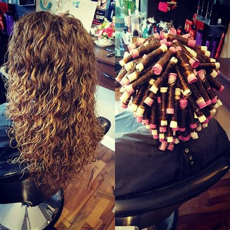 18 best images about perm rod sizes and results on 1000 ideas about spiral perm rods on pinterest curly