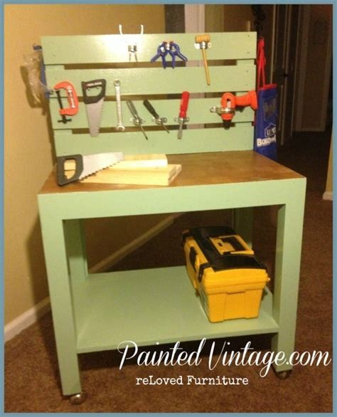 kids woodworking bench pdf plans kids workbench plans free download outdoor