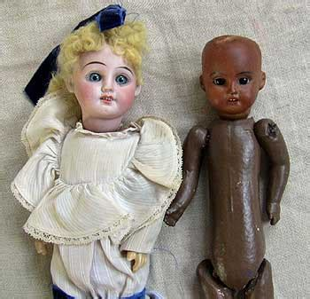 how much is a bisque doll worth putting a value on a doll collection auction finds