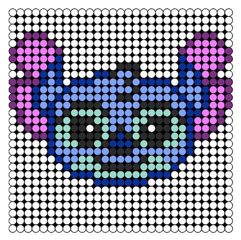 stitch perler bead pattern bead sprites characters
