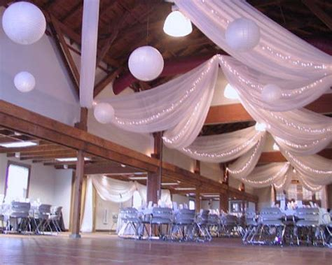Ceiling Hangings by Ceiling Wedding Decorations A Affair