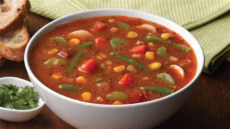 5 Delicious Recipes You Can Try On With Vegetables Garden Vegetable Soup Recipes