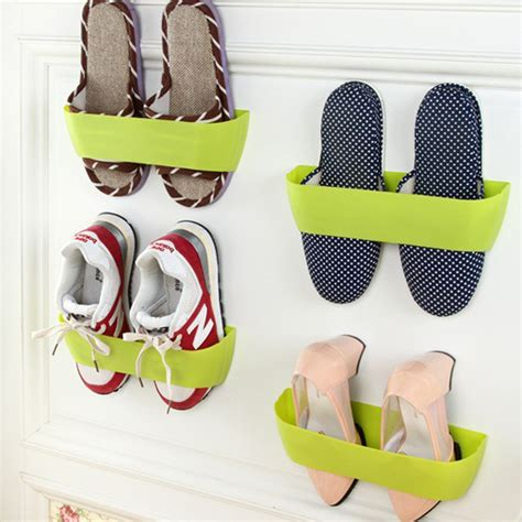 wall storage for shoes creative wall mounted shoes rack hanging shoe storage shoe