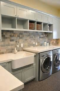 Laundry Room Furniture Ideas by 25 Best Ideas About Laundry Room Cabinets On