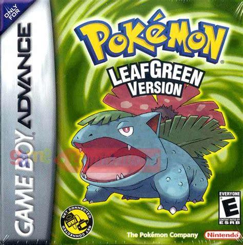thund3r downloads pok 233 mon leaf green version gameboy