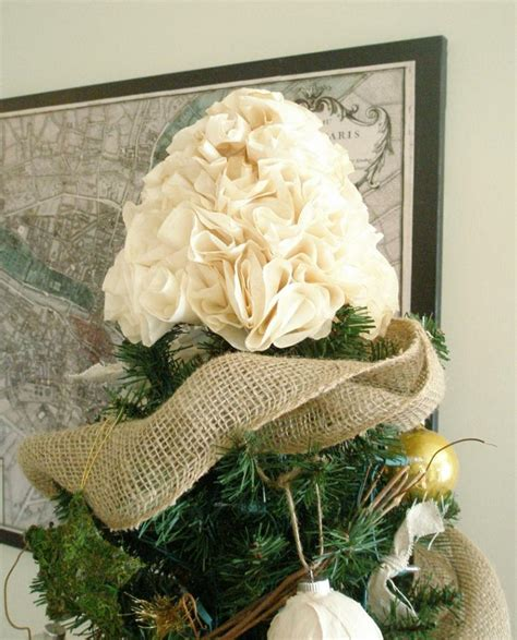 top 10 beautiful christmas tree topper tutorials top