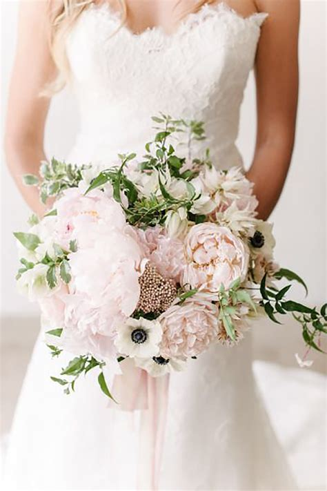 Wedding Pink Flowers by Pastel Pink Wedding Flowers Chwv
