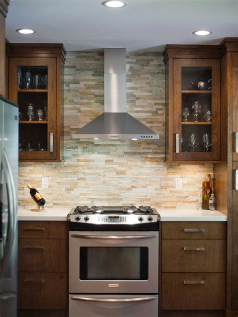 ledge stone backsplash design ideas remodel