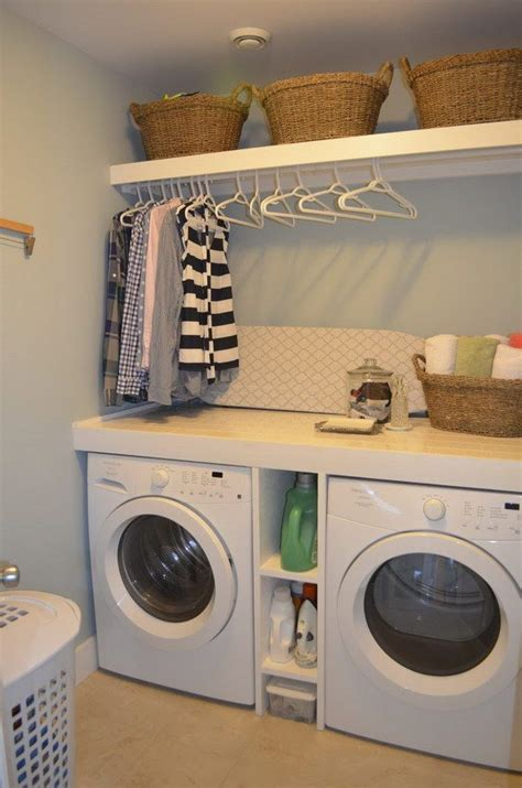 Storage Ideas For Laundry Rooms 50 Laundry Storage And Organization Ideas Small Laundry Rooms Small Laundry And Laundry Rooms