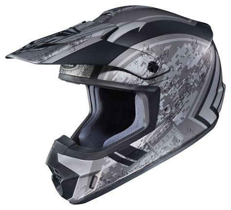 hjc motocross helmet hjc cs mx 2 squad helmet revzilla