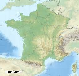 Physical Map Of France by File France Relief Location Map Jpg Wikipedia The Free
