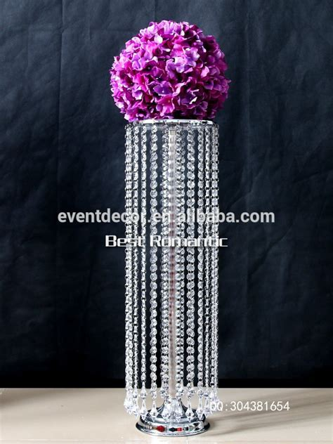 Wholesale Crystal Chandelier Table Centerpieces For Event