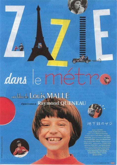 libro zazie dans le metro zazie dans le m 233 tro 1960 unifrance films