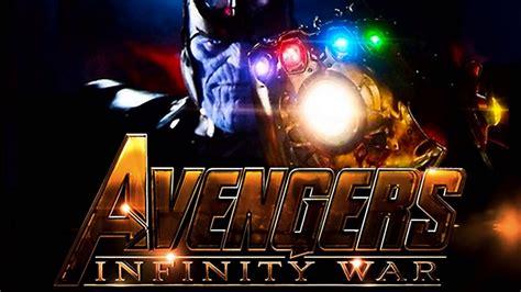 musique film marvel soundtrack avengers infinity war theme song 2018