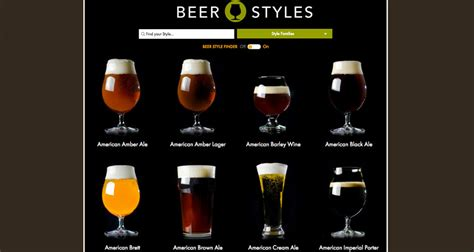 digital hairstyles on upload pictures craftbeer com launches digital interactive beer styles