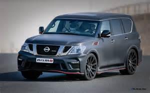 Nissan Patrol Nismo 2016 Nissan Patrol Nismo