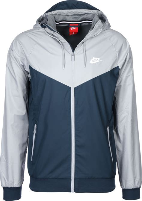 nike windbreaker nike windbreaker grey blue
