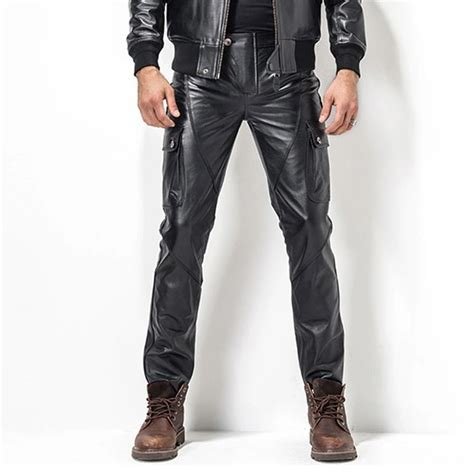 Lederhose Motorrad by Best 25 Mens Leather Ideas On Leather