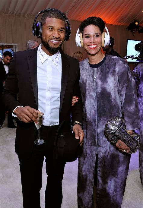 tameka foster dating 2015 usher is reportedly engaged to girlfriend grace miguel