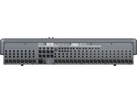 Mixer Xenyx Xl 3200 behringer xenyx xl 3200