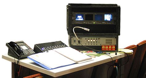 Stage Managers Desk by Thank You 5 Software For Stage Managers