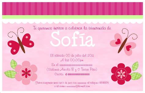 imagenes mariposas para baby shower niña tarjetas para baby shower de ni 241 a flores y mariposas imagui