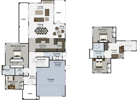 nz house plans 4 bedroom house plans for builders traintoball